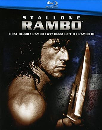 Rambo Serisi (Bluray)