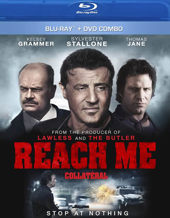 Reach Me - Bana Ulaş (Bluray)