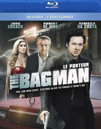 The Bag Man - Motel (Bluray)