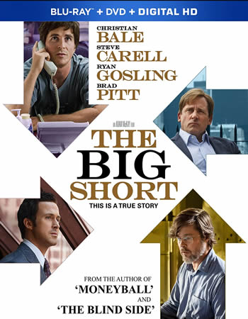 The Big Short - Büyük Açık (Bluray)