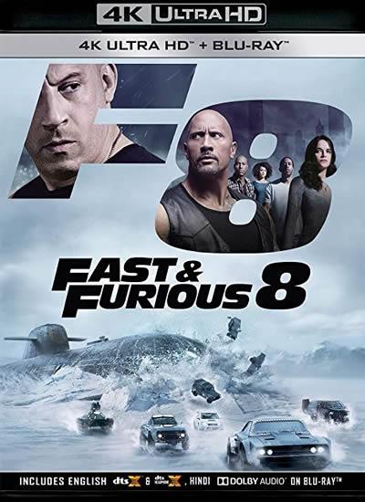The Fate of the Furious - Hızlı ve Öfkeli 8 (4K)
