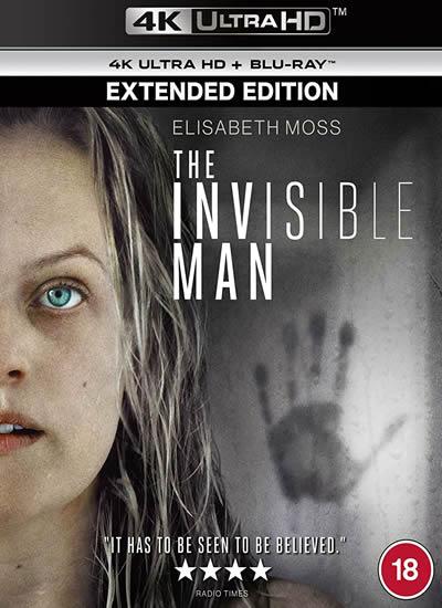 The Invisible Man - Görünmez Adam (4K)
