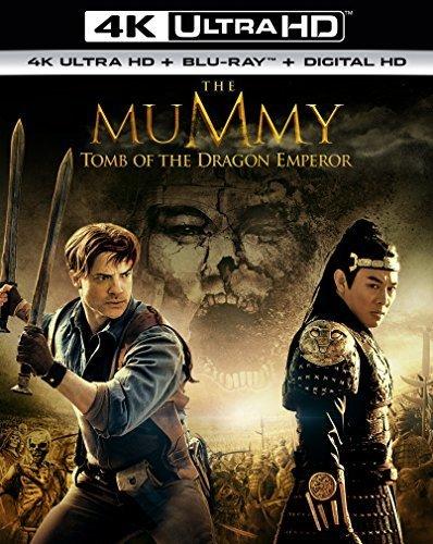 The Mummy Tomb of the Dragon Emperor - Mumya Ejder İmparatoru'nun Mezarı (4K)