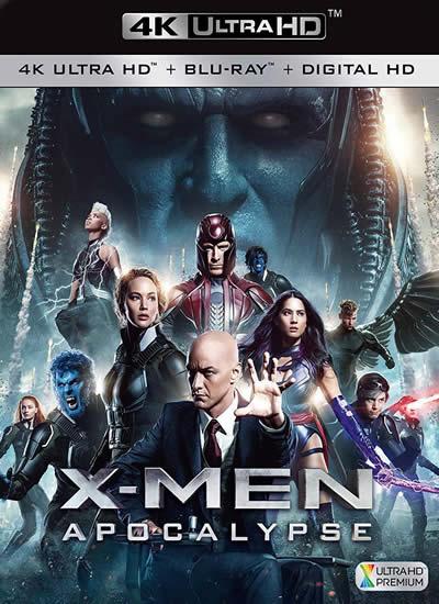 X-Men Apocalypse (4K)