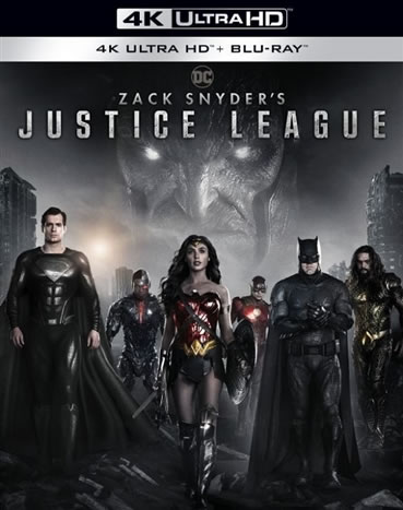 Zack Snyder's Justice League (4K)